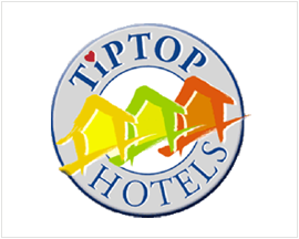 Kunde TIPTOP Hotels - caesar data & software - Online-Buchungssystem, IBE, Homepage-Buchbarkeit, Web Design