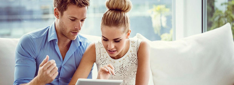 Online-Zahlung bei Zimmerbuchung Header