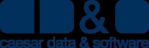 Logo caesar data & software Direktbuchbarkeit Buchungsmaschine IBE Online-Buchungssystem