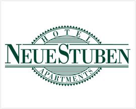 Hotel Neue Stuben Wolfsburg Kunde Referenz Referenzkunde caesar data & software Direktbuchbarkeit Buchungsmaschine IBE Online-Buchungssystem